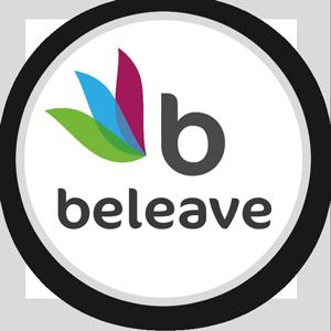 Beleave Logo