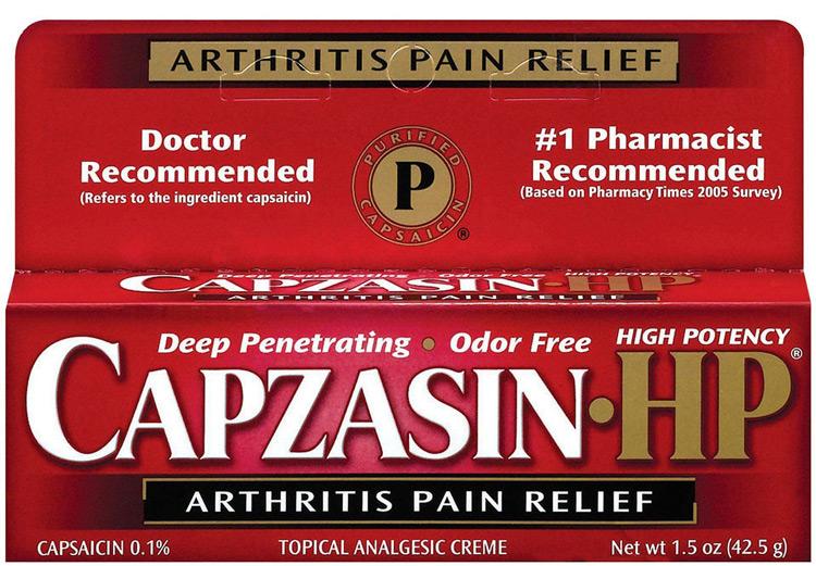 Capzasin Arthritis Pain Relief Topical Analgesic Gel