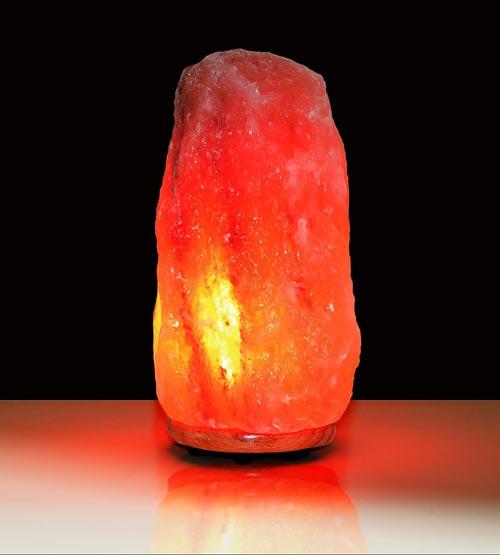 Himalaya pink sea salt lamp
