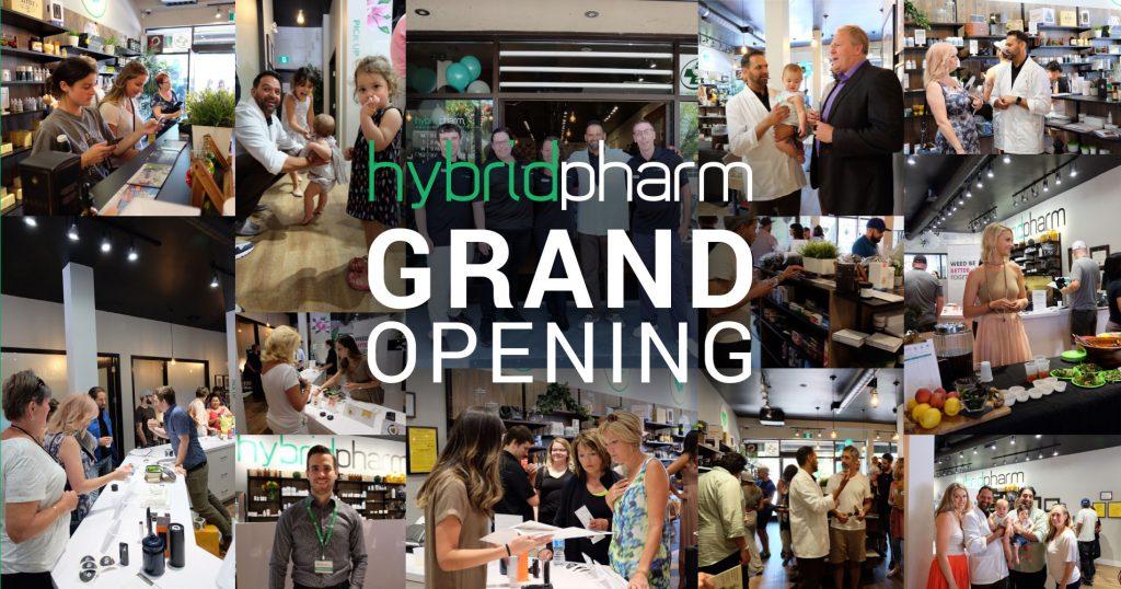 Hybrid Pharm Ottawa Grand Opening