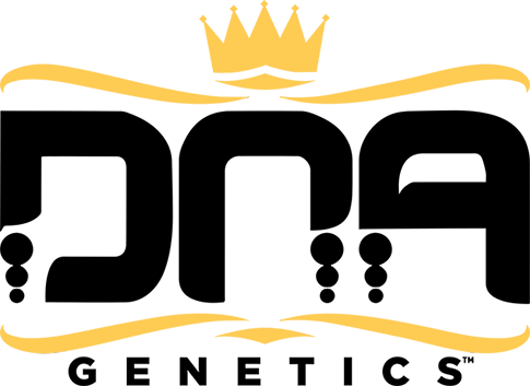 DNA genetics logo