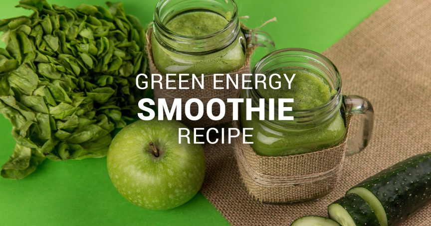 Green Energy Smoothie Recipe