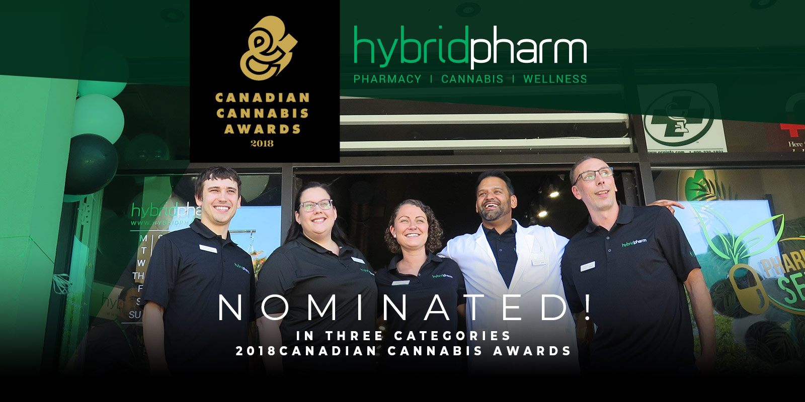 2018 Canadian Cannabis Awards