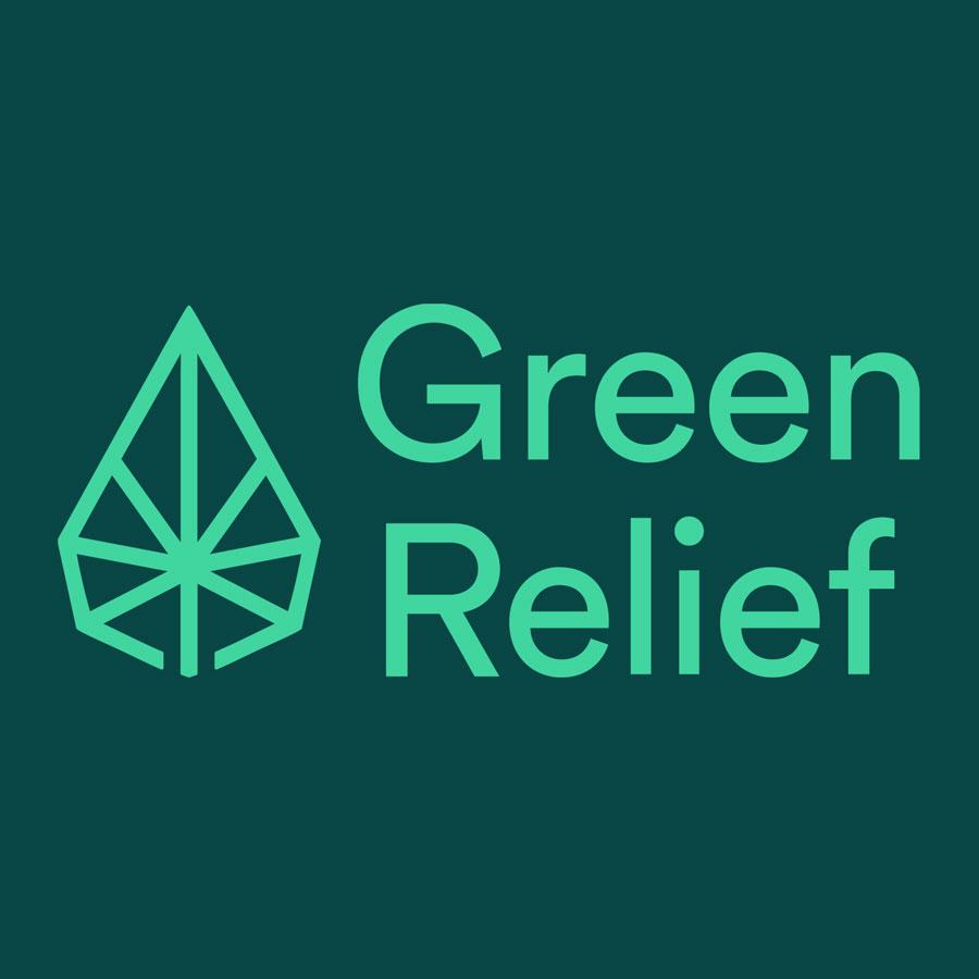 Green Relief Logo