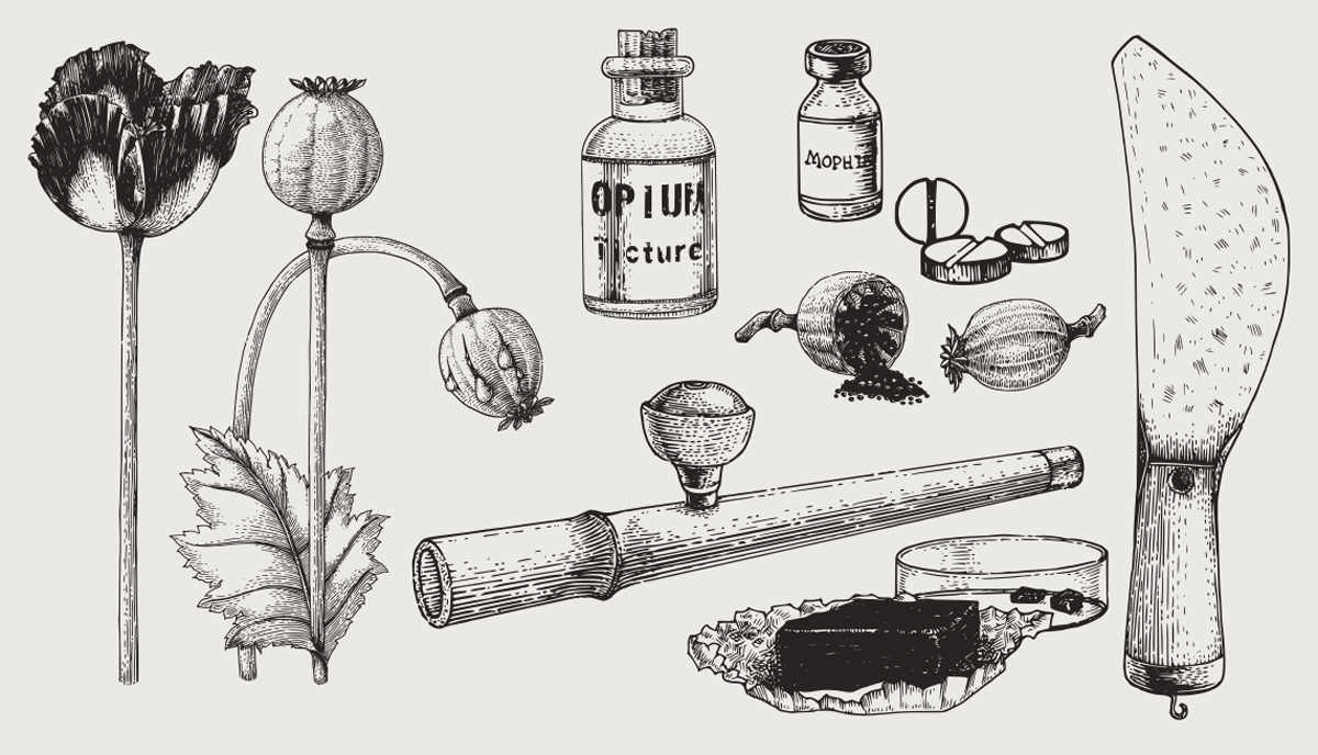 Opium use in history
